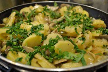 Рагу из свиных почек и картофеля изысканное блюдо совсем недорого