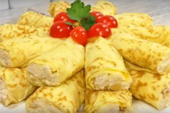 Салат «Праздничный» самый вкусный