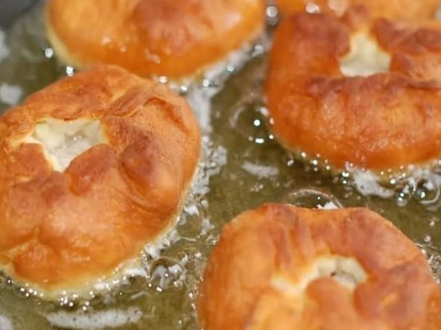 Совершенно замечательное тесто для беляшей и прочих жареных пирожков