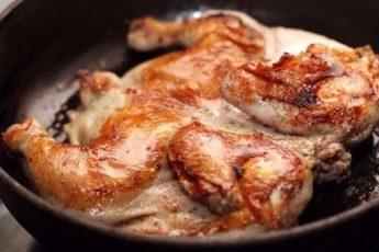 Цыпленок табака - вкуснятина нереальная