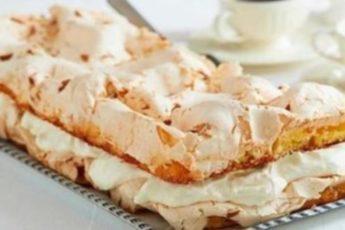 Норвежцы называют этот торт «Лучший в мире»
