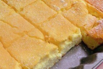 Очень простой и вкусный пирог. Перемешал, залил и в духовку