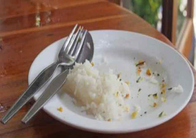Как только я это узнала, я перестала доедать вчерашний рис ...