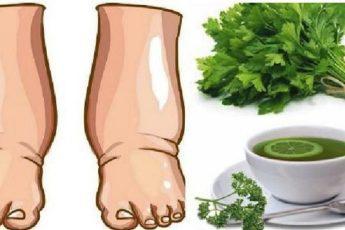 Избавьтесь от отеков: этот мощный домашний чай вылечит опухшие ноги за несколько дней 1