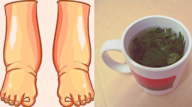 Как избавиться от отечности ног и лица с помощью бабушкиного натурального средства 6