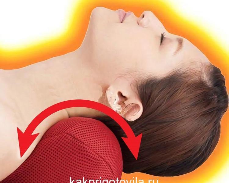 Шейная мигрень: не пытайтесь излечить препаратами! Если постоянная боль в затылочной части головы 1