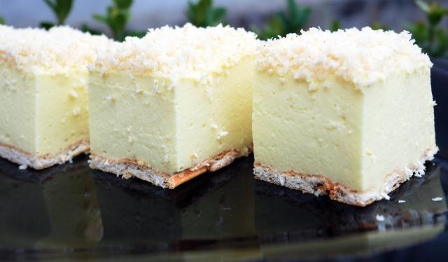 Рецепт нежного торта «Снежный пух» 1