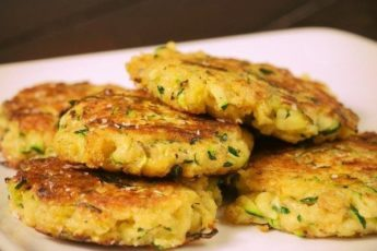 Рецепт из кабачков: вкуснее, чем блины и оладьи