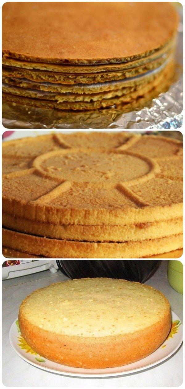 ТОП-6 Лучшие коржи для тортов