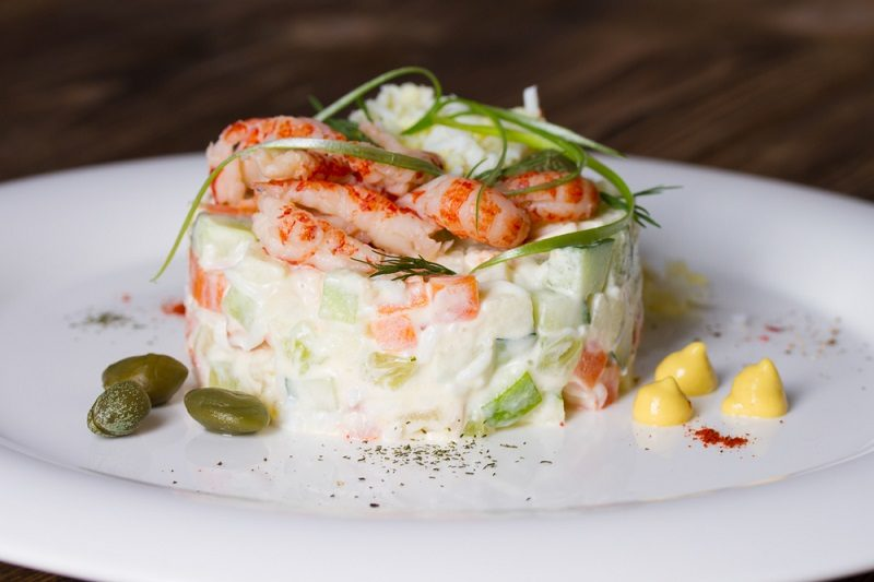 russian-salad-with-shrimp