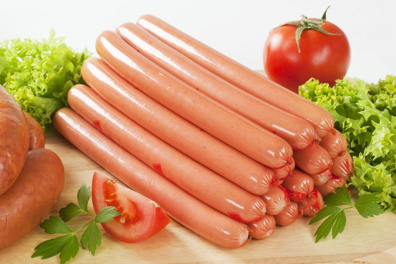 stack-of-sausages
