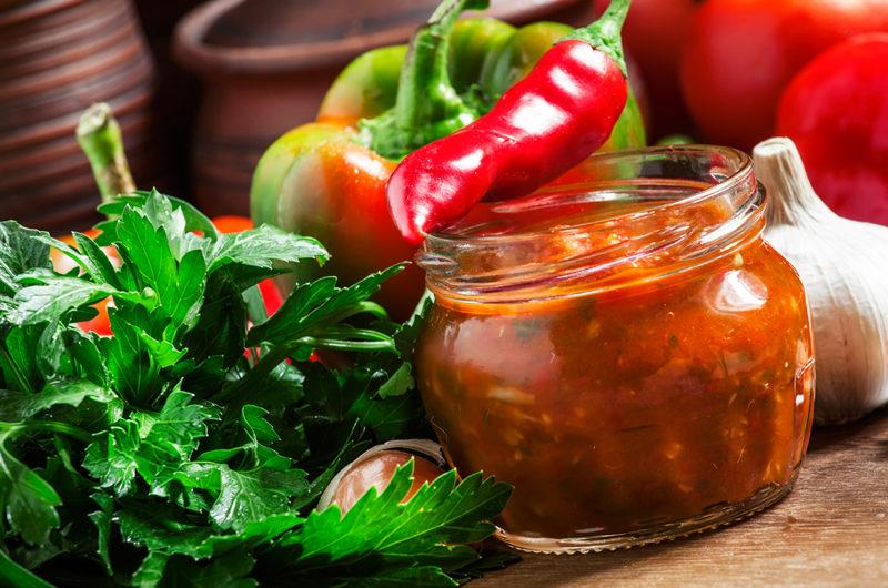 traditional-georgian-sauce-with-hot-pepper-adjika-selective-f