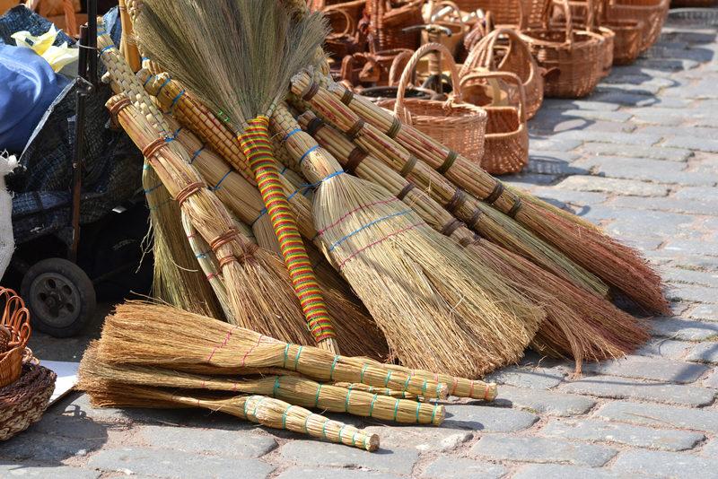 yellow-brooms