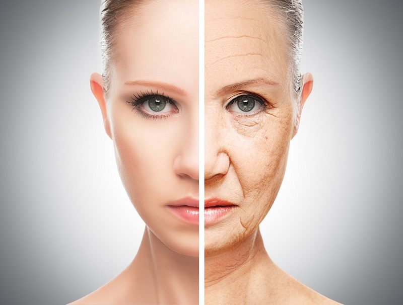 concept-of-aging-and-skin-care